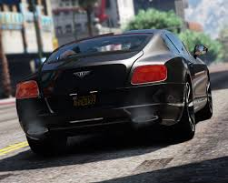 bentley indonesia 2013 bentley continental gt add on tuning hq gta5 mods com
