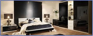 black and white high gloss bedroom furniture home design ideas