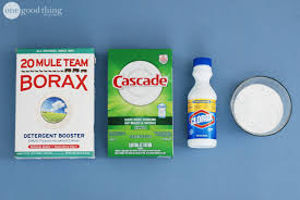 How Do I Wash Colored Clothes - make your own miracle laundry whitening solution one good thing