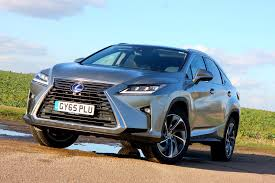 lexus suv inside the best family suvs parkers