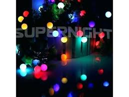 philips led globe string lights fresh color changing or waterproof