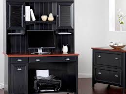 Home Computer Desk Hutch Office Absolutely Smart Marvellous Office Computer Furniture