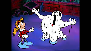 frosty snowman deleted scene