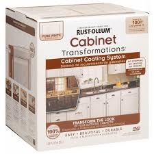RustOleum Transformations Dark Color Cabinet Kit Piece - Kitchen cabinet kit