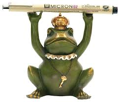 Frog Desk Accessories Sterling Pair Of Superior Frog Gatekeeper Bookends Desk