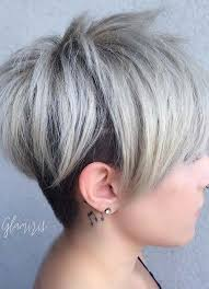 funky haircuts for fine hair 55 short hairstyles for women with thin hair hair layers fine