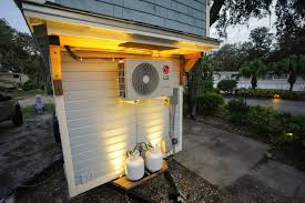 How To Install Landscape Lighting Transformer How To Install Outdoor Landscape Lighting On A Tiny Home