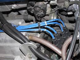 2005 Chevrolet Cavalier Engine Diagram Spark Plug Wires Go Into The Coil Module 2 2l Gasoline Engine Cyl