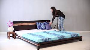 Double Cot Bed Sheets Online India Double Bed Melisandre Low Floor Double Bed Online Wooden