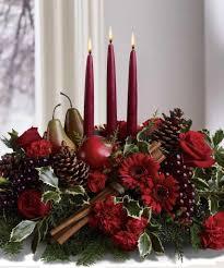 christmas flower centerpieces peeinn com