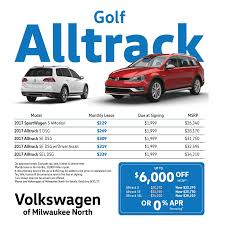 lexus suv used milwaukee milwaukee north monthly specials volkswagen of milwaukee north