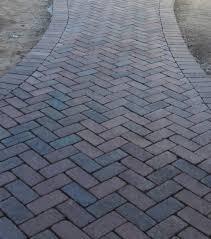 paver patio edging walmart pavers concrete lowes patio bricks at rubber garden