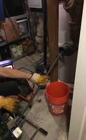 Kitchen Sink Gurgles When Sump Pump Runs spokane wa new house already having sewer backup problems
