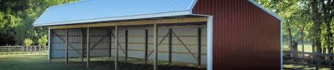 Metal Siding For Barns Metal Siding For Pole Barns And Post Frame Buildings
