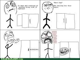 Meme Comic Editor - cupboard rage