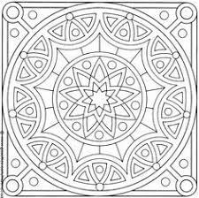 don u0027t eat paste lotus mandala coloring embroidery
