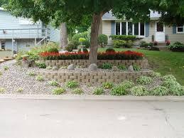 Landscape Mounds Front Yard - landscaping services mound minnetrista shorewood excelsior wayzata