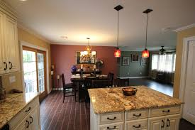 kitchen exquisite rustic kitchen island lighting appealing