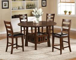 dining chairs crown mark 7 piece counter height dining set item