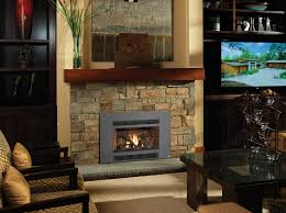 lopi radiant plus large gas fireplace insert h2oasis