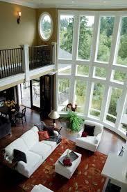 lovely living room window design ideas also home design styles