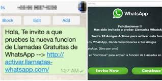 hola imagenes whatsapp mensajes falsos que invitan a llamar por whatsapp archivo digital