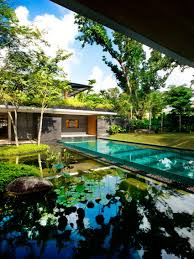 home and garden dream home the cluny house by guz architects garden pool swimming pools and
