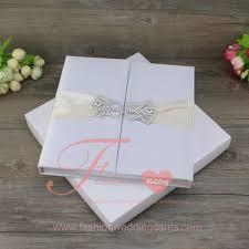 Wedding Invitations Box Luxury Gatefold Silk Box Wedding Invitations Wholesale Luxury