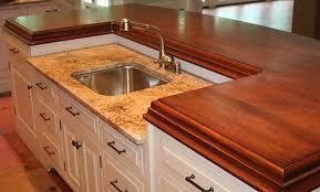 Diy Kitchen Countertop Ideas by Wooden Kitchen Countertops Kitchentoday