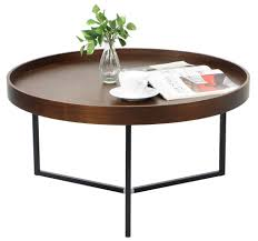 Large Side Table Coffee Table Tray Top Ottoman Serving Trays Large Ottoman