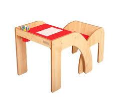 bureau pour bébé bureau et chaise pour bébé jep bois
