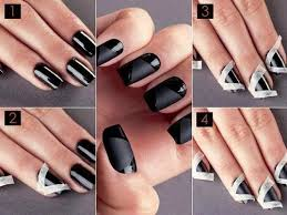 awesome nail art diys the beautiful you trend to wear