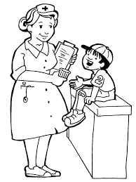 doctor coloring pages for kids download free coloring pages