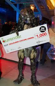 Halloween Costumes Nightclubs Surrender Nightclub Costume Contest Winners