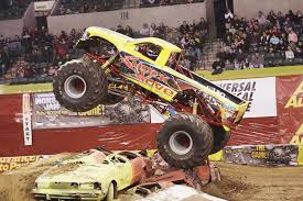 monster truck show nj interview with new jersey native bill braukmann driver of shockwave