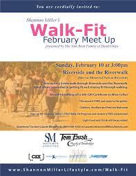 6 best images of walking group flyer walking exercise program