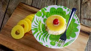 grant u0027s no bake pineapple upside down cakes recipe