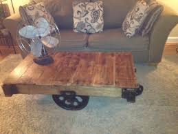 coffee table fabulous coffee table with storage railway trolley