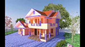 Home Design Low Budget Low Budget Home Design India Youtube