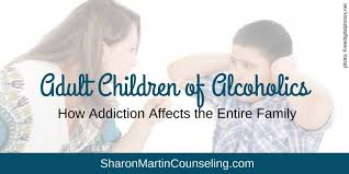 Family Roles In Addiction Worksheets Children Of Alcoholics How Addiction Affects The Entire