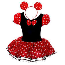 amazon dressy daisy girls u0027 minnie mouse halloween fancy dress