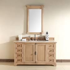 Bathroom Vanities Oak by Providence 60 Inch Bathroom Vanity Natural Oak Finish Beige