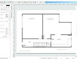 draw a floor plan free blueprint drawing software free vanessadore com