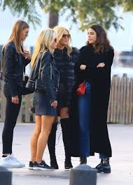 moss and lottie moss and friends out in barcelona 11 12 2016 hawtcelebs