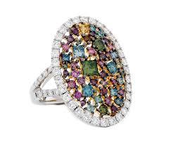 color rings images Sie10855 multi color diamond ring 18k august stephenson jewelry jpg