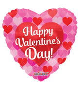 valentines balloons bargain balloons 27s day mylar balloons and foil balloons