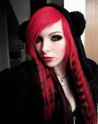 new era of style emo hairstyles for girls get an edgy hairstyle