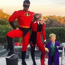 celebrity family halloween costumes fergie and josh duhamel halloween costumes popsugar celebrity