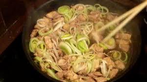 recettes de cuisine japonaise recette japonaise le plat traditionnel oyakodon exotique