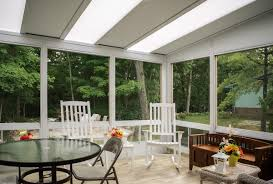 Clear Patio Roofing Materials by Patio Covers Sunspace Sunrooms